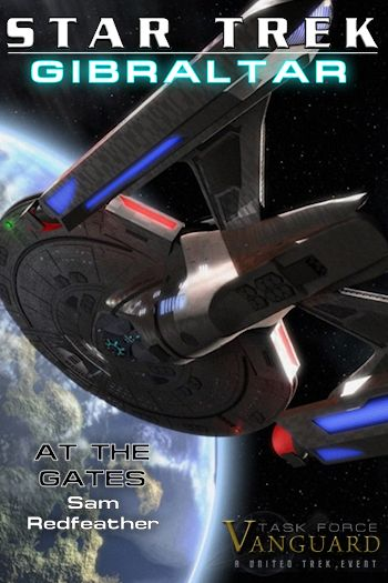 Star Trek: Gibraltar At the Gates Cover