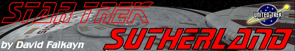 Star Trek: Sutherland Banner